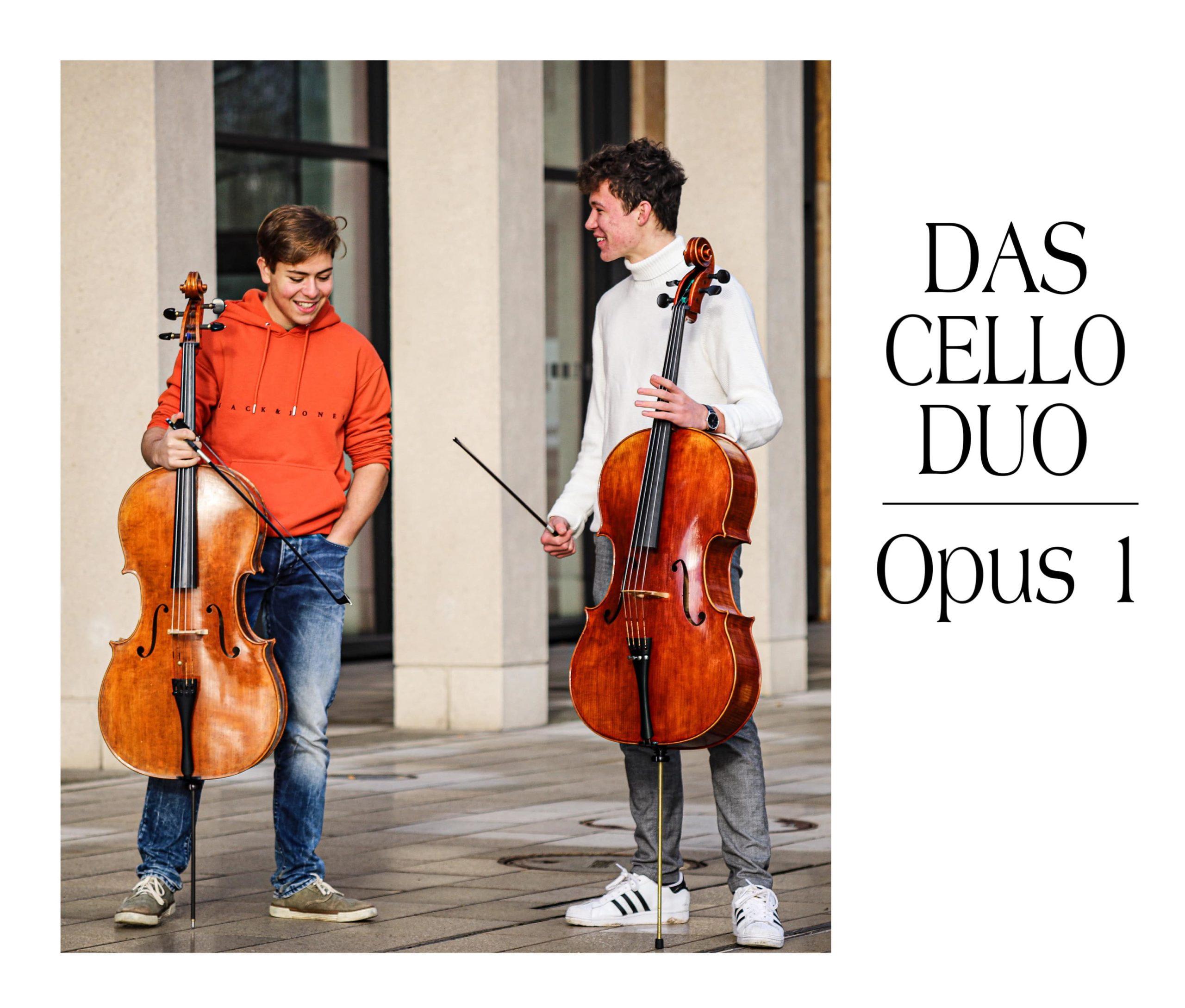 """Vorschaubild für den Beitrag Aufnahme des eigenen Albums """"Opus 1"""""""